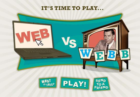 Web versus Webb