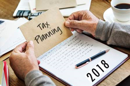 Top of Mind Communications - Tax Planning Article